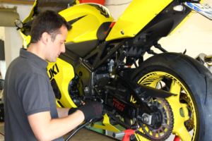 ASTPower, Motorradwerkstatt Lemgo, Alexander Stamm