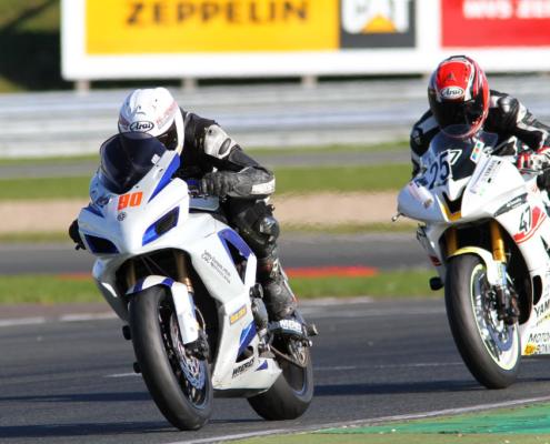 Rennsport, Motorrad, Motorradwerkstatt Lemgo, Suzuki GSX-R 600 K6